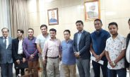 All Sikkim Scheduled Caste Welfare Association (ASSCWA) call on the Hon'ble Chief Minister