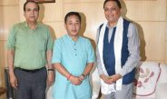 Deputy Director, ICIMOD calls on HCM to extend Partner's Day invitation
