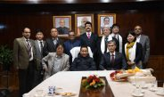 JICA delegation headed by Chief representative JICA India called on the Hon'ble Chief Minister