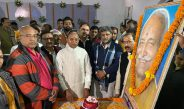 The Hon'ble Governor attended the inauguration function of statue of late Member of Parliament, Shri Uma Shankar Singh