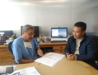 HCM meets Dr. Naresh Trehan, CMD regarding medical issues of the State
