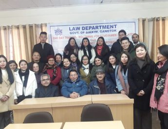 Training Programme for the newly appointed Assistant Government Advocates cum Assistant Public Prosecutors