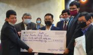 Education Department Contributes to Chief Minister's Relief Fund
