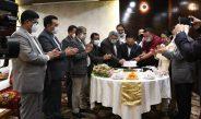 Government formation day at Samman Bhawan