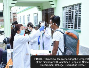 How the South District Quarantine Centres are functioning
