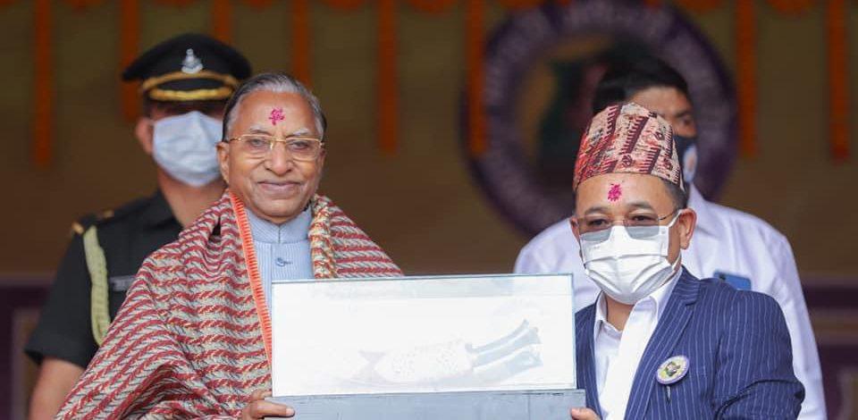 The 81st Nar Bahadur Bhandari Jayanti Celebration concludes at Soreng